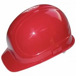 Hełm ochronny dla elektryków czerwony