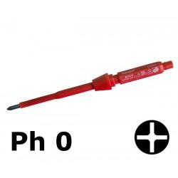 Haupa 102001 - Wymienna klinga VDE Vario Ph 0
